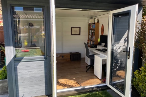 Composite Garden Office Nottingham