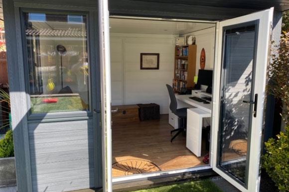 Composite Garden Office Nottingham