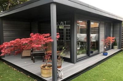 Garden Quiet Retreat Nottingham