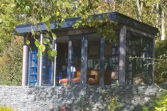 Garden Studio Library Nottingham