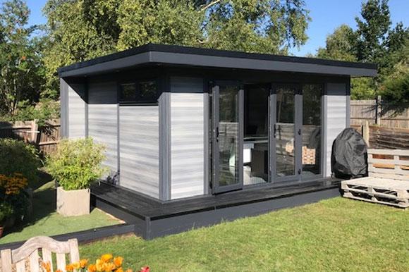 Garden Studio Summer House Nottingham