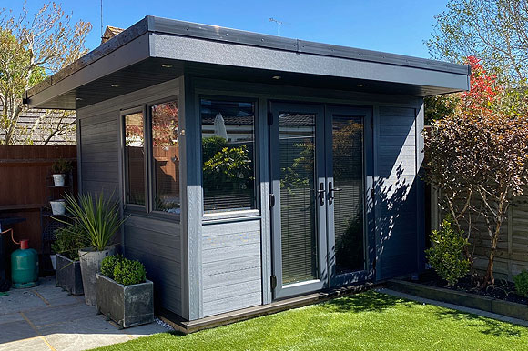 High Performance Composite Garden Rooms Nottingham
