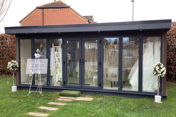 Work From Home Garden Offices Nottingham