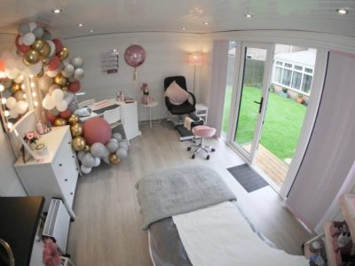 Composite Garden Room Beauticians In Nottingham Inside Shot 4